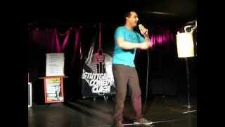 Murat Sen beim 10. Stuttgarter Comedy Clash