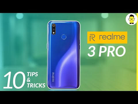 Realme 3 Pro: 10 Awesome Tips and Tricks Ep.1