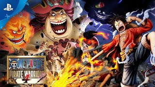 One piece pirate warriors 4 :  bande-annonce