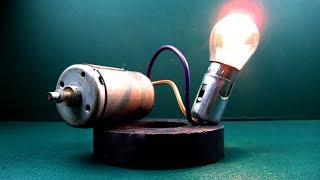 100% Free energy Generator Using Magnet & Motor | New Technology idea project at Home