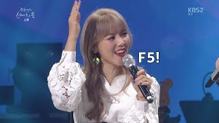 Sohyang Talks about her Mixed Voice +Demonstration (소향 믹스 보이스&두성)