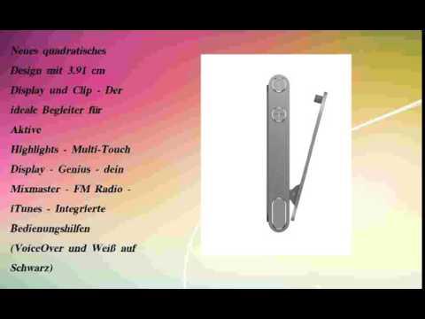 am besten Apple iPod nano MP3-Player 16 GB 6. Generation,  voll