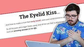 I Paid for a Women's Kissing Class (Review)