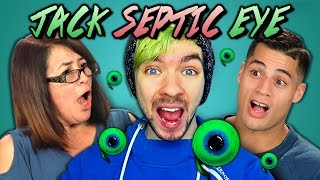 ADULTS REACT TO JACKSEPTICEYE