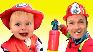 Firefighters Song  | Nursery Rhymes & Kids Songs