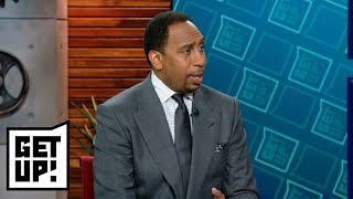 Stephen A.: Kevin Durant does not deserve having an asterisk next to his name | Get Up! | ESPN