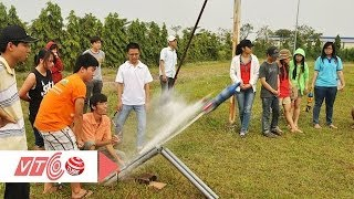 Kỳ lạ công nghệ chế tên lửa nước   VTC