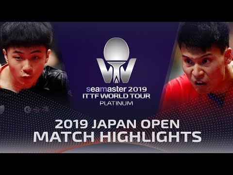 Sun Wen vs Lin Yun-Ju | 2019 ITTF Japan Open Highlights (1/2)