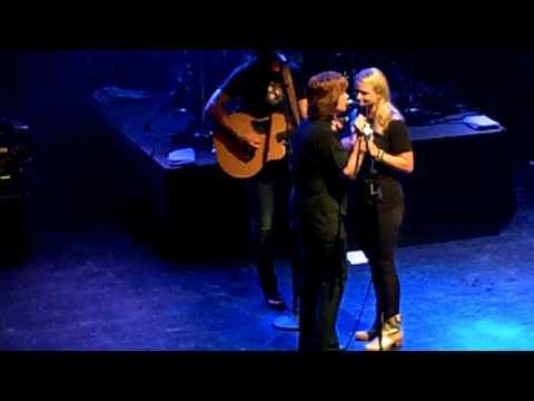 Jason Aldean, Miranda Lambert, Thomas Rhett at House of Blues, July, 2013