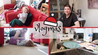 DAY IN THE LIFE || HOSPITAL APPOINTMENTS || VLOGMAS DAY 11