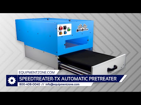 SpeedTreater-TX Automatic Pretreater From Equipment Zone