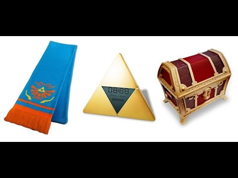Baixar A look at the Hyrule Warriors Premium Box/Treasure Box items