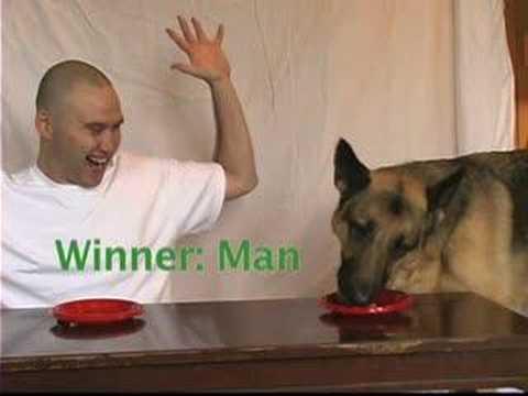 Човек vs. куче
