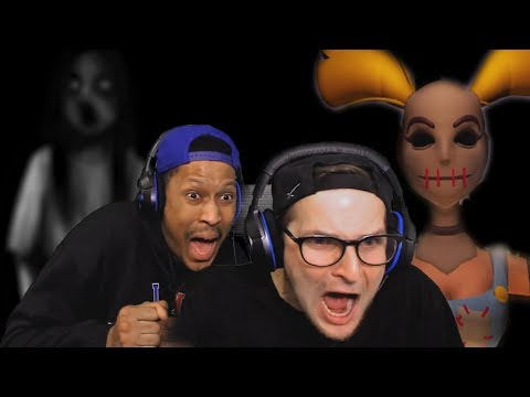 3 RANDOM HORROR GAMES WITH JOE #4