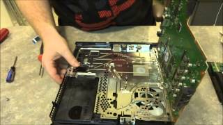 PS4 Teardown disassembly for Cleaning & replacing Thermal paste & repair