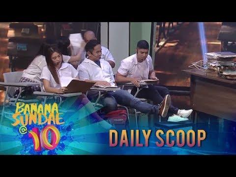 Banana Sundae Daily Scoop: New