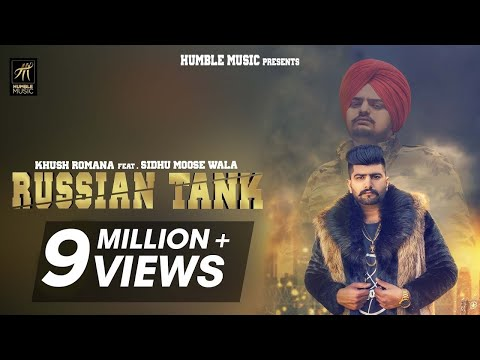 Russian Tank - Khush Romana feat. Sidhu Moose Wala - BYG BYRD