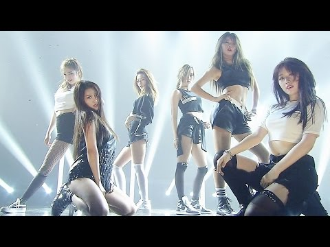 《Special Stage》 Five Ws (Girl Group Stage) - Ultra Dance Festival(UDF) @인기가요 Inkigayo 20160710