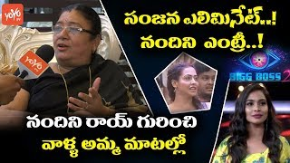 Bigg Boss 2- Nandini Rai's Mother Reaction On Daughter's E..