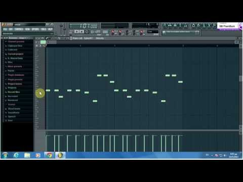 Baixar Fl Studio : David Guetta - Play Hard ft Ne-yo, Akon (Piano Tutorial)