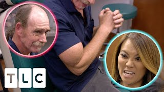 """Dr. Lee Fights To Remove This Man's Stubborn """"Popeye Muscle"""" 