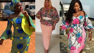 Beautiful #African #Dresses Styles : Best Of Best African Print Styles Collection