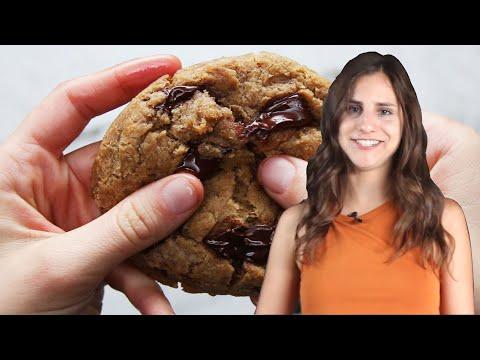 Rachel's Best Ever Vegan Chocolate Chip Cookies ? Tasty
