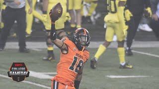 Oregon Ducks vs. Oregon State Beavers | 2020 College Football Highlights