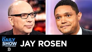 Jay Rosen - Creating a Space for Ad-Free Journalism with The Correspondent | The Daily Show