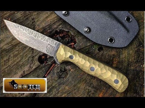 The Copperhead By Up Armored Knives