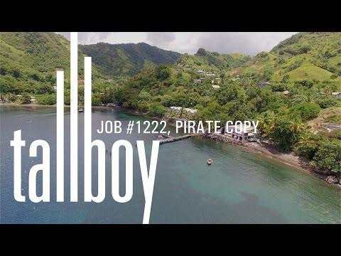 Job #1222 Pirate Copy