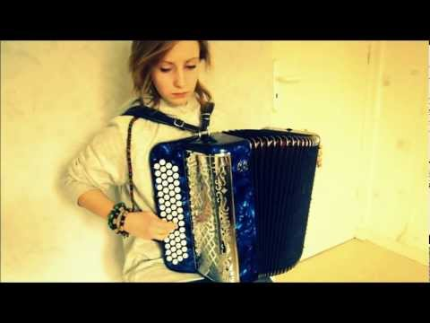Tequila - Korpiklaani, Accordion cover