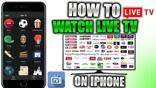HOW TO WATCH ONLINE LIVE IPL CRICKET WATCH AND TV SHOWS FREE ON iPhone / IOS 11-11.4/10 NO JAILBREAK