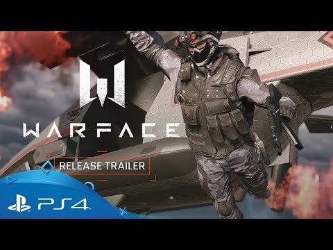 Warface | Launch Trailer | PS4