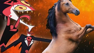 Helluva Boss - Mustang Dong [Official Lyric Video]