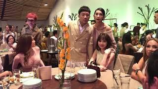 Trấn Thành dẫn Hari Won đi dự sinh nhật Đàm Vĩnh Hưng