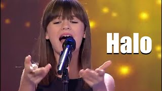 Charlotte Summers Live Cover - Halo (Spanish TV) - Beyonce