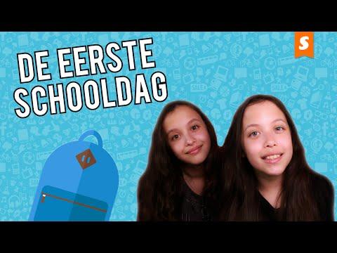 Brugklasvlog | De eerste schooldag
