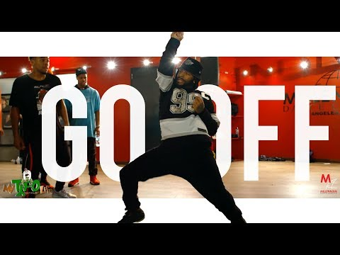 Hustle Gang - Go Off | Choreography with Taiwan Williams