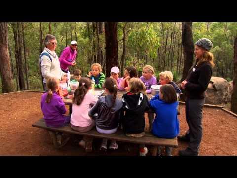 Children's Camp Kitchen