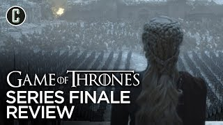 """Game of Thrones Series Finale Review """"The Iron Throne"""" - Thrones Talk"""