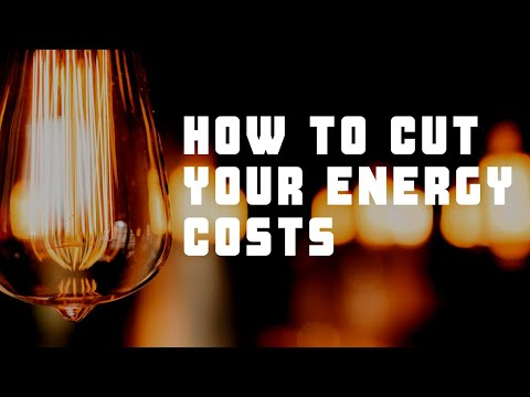 Ways To Cut Your Energy Costs