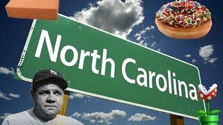 15 facts about North Carolina