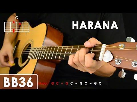 Harana - Parokya ni Edgar Guitar Tutorial (includes strumming ...