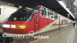 On-Time Metro - In Japan, The Train Is Never Late // Discovery on Viddsee.com