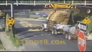 11Foot8 Bridge Crash Compilation (2008-2013)
