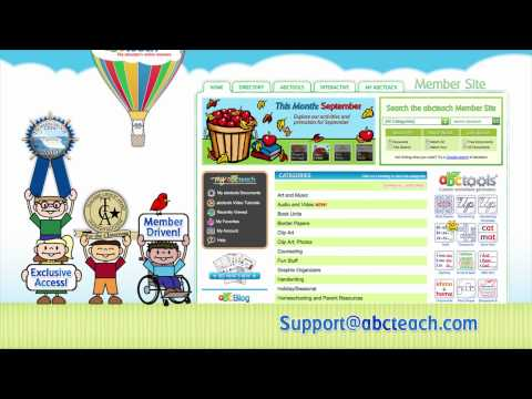 abcteach - the educator's online resource