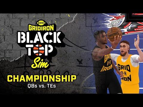 B/R Gridiron Blacktop Sim: Finals