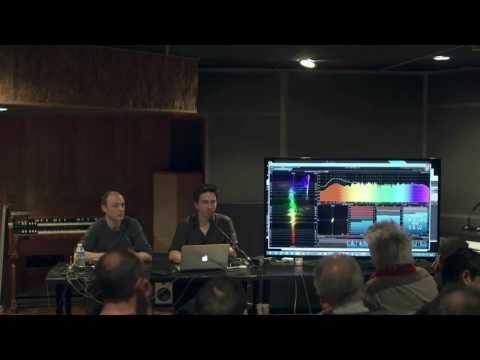 Métrologie et analyse par Gaël Martinet (Flux::) et Lorcan Mc Donagh - Audio Days 2013