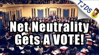 Dems Now Have Votes To Save Net Neutrality!